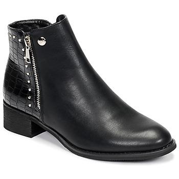 Παπούτσια Γυναίκα Μπότες Les Petites Bombes ALINE Black
