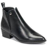 Παπούτσια Γυναίκα Μπότες Les Petites Bombes ANTONELLA Black