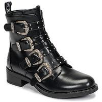 Παπούτσια Γυναίκα Μπότες Les Petites Bombes QUADRI Black
