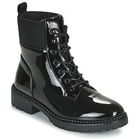 Παπούτσια Γυναίκα Μπότες Les Petites Bombes AMBELLINE Black