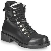 Παπούτσια Γυναίκα Μπότες Les Petites Bombes ALANNA Black