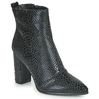 Παπούτσια Γυναίκα Μποτίνια Les Petites Bombes YGRITTE Black