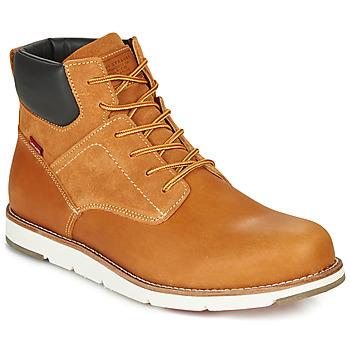 Παπούτσια Άνδρας Μπότες Levi's JAX PLUS Brown