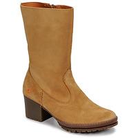 Παπούτσια Γυναίκα Μπότες για την πόλη Art CAMDEN Brown