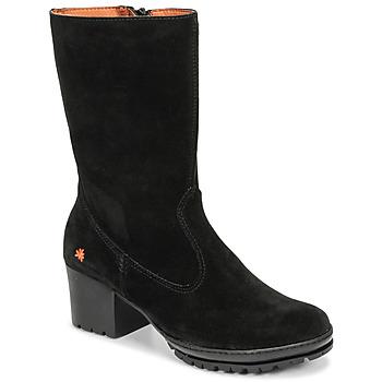 Παπούτσια Γυναίκα Μπότες για την πόλη Art CAMDEN Black