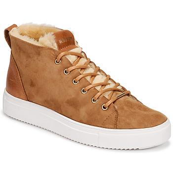 Ψηλά Sneakers Blackstone QL48 ΣΤΕΛΕΧΟΣ: Δέρμα & ΕΠΕΝΔΥΣΗ: & ΕΣ. ΣΟΛΑ: & ΕΞ. ΣΟΛΑ: Καουτσούκ