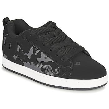 Παπούτσια Άνδρας Skate Παπούτσια DC Shoes COURT GRAFFIK Black