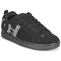 Παπούτσια Άνδρας Skate Παπούτσια DC Shoes COURT GRAFFIK Black / Grey
