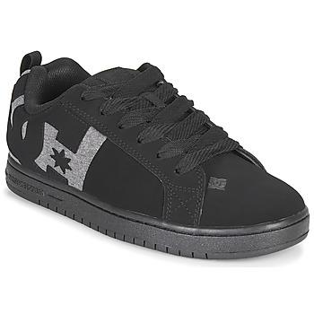 Skate Παπούτσια DC Shoes COURT GRAFFIK ΣΤΕΛΕΧΟΣ: & ΕΠΕΝΔΥΣΗ: Ύφασμα & ΕΣ. ΣΟΛΑ: & ΕΞ. ΣΟΛΑ: Καουτσούκ