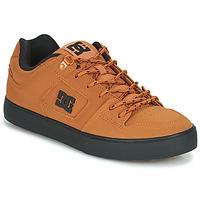 Παπούτσια Άνδρας Χαμηλά Sneakers DC Shoes PURE WNT Brown
