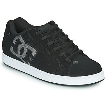 Παπούτσια Άνδρας Χαμηλά Sneakers DC Shoes NET Black / Grey