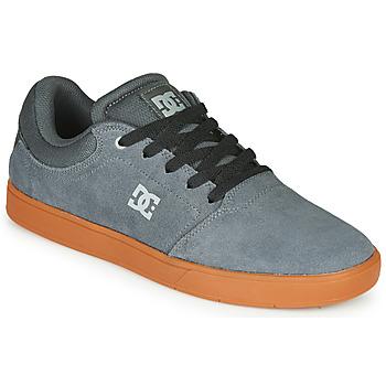 Παπούτσια Άνδρας Χαμηλά Sneakers DC Shoes CRISIS Grey