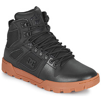 Παπούτσια Άνδρας Ψηλά Sneakers DC Shoes PURE HIGH TOP WR BOOT Black