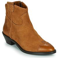 Παπούτσια Γυναίκα Μποτίνια See by Chloé VEND Cognac