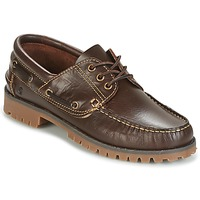 Παπούτσια Άνδρας Boat shoes Casual Attitude EVEROA Brown