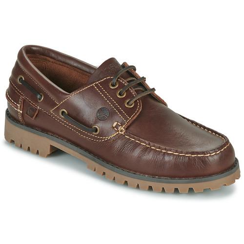 Παπούτσια Άνδρας Boat shoes Casual Attitude EVEROA Brown