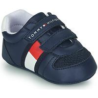 Παπούτσια Παιδί Χαμηλά Sneakers Tommy Hilfiger T0B4-30191 Μπλέ