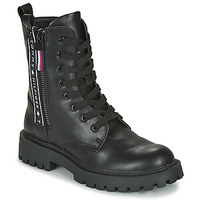 Παπούτσια Παιδί Μπότες Tommy Hilfiger  Black