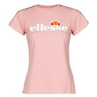 Υφασμάτινα Γυναίκα T-shirt με κοντά μανίκια Ellesse MALIS Ροζ
