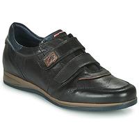 Παπούτσια Άνδρας Χαμηλά Sneakers Fluchos DANIEL Black