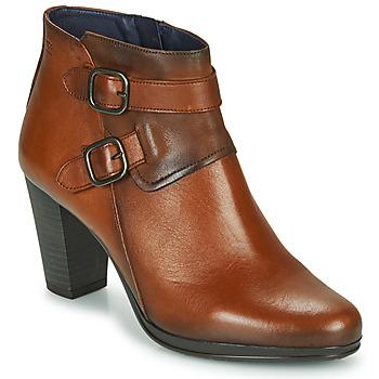 Παπούτσια Γυναίκα Μποτίνια Dorking JIN Brown