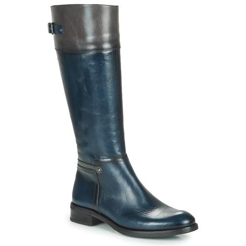 Παπούτσια Γυναίκα Μπότες για την πόλη Dorking TIERRA Μπλέ / Grey