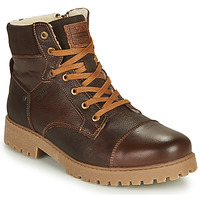 Παπούτσια Αγόρι Μπότες Bullboxer ALL518E6LA-BRWN Brown