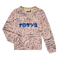 Υφασμάτινα Κορίτσι Φούτερ Ikks XR15022 Ροζ