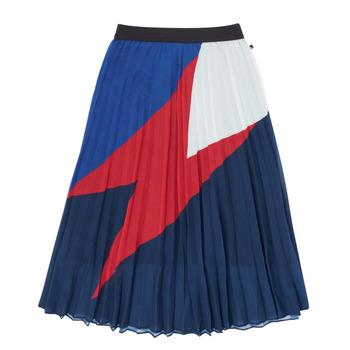 Υφασμάτινα Κορίτσι Φούστες Ikks XR27052 Μπλέ