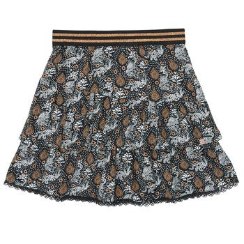 Υφασμάτινα Κορίτσι Φούστες Ikks XR27082 Black