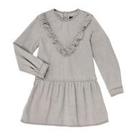 Υφασμάτινα Κορίτσι Κοντά Φορέματα Ikks XR30022 Grey