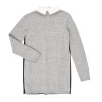 Υφασμάτινα Κορίτσι Κοντά Φορέματα Ikks XR30082 Grey