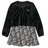 Υφασμάτινα Κορίτσι Κοντά Φορέματα Ikks XR30162 Black