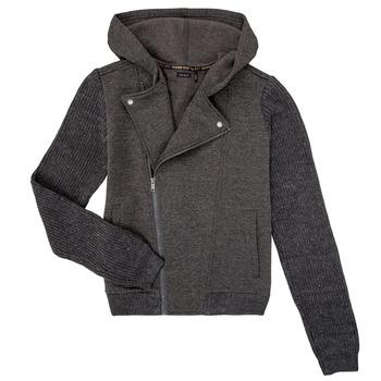 Υφασμάτινα Αγόρι Φούτερ Ikks XR17053 Grey
