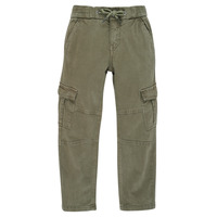 Υφασμάτινα Αγόρι παντελόνι παραλλαγής Ikks XR22033 Kaki