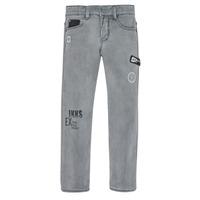 Υφασμάτινα Αγόρι Skinny Τζιν  Ikks XR29123 Grey