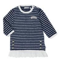Υφασμάτινα Κορίτσι Κοντά Φορέματα Ikks XR30030 Άσπρο