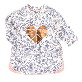 Υφασμάτινα Κορίτσι Κοντά Φορέματα Ikks XR30140 Άσπρο