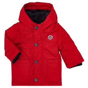 Υφασμάτινα Αγόρι Παρκά Ikks XR42001 Red