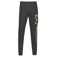 Υφασμάτινα Άνδρας Φόρμες Emporio Armani EA7 TRAIN LOGO SERIES M PANTS Black