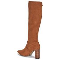 Παπούτσια Γυναίκα Μπότες για την πόλη Caprice 25501-364 Cognac