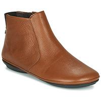 Παπούτσια Γυναίκα Μπότες Camper RIGHT NINA Brown