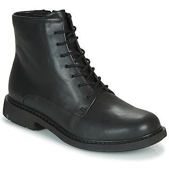 Παπούτσια Γυναίκα Μπότες Camper MILX Black