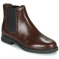 Παπούτσια Γυναίκα Μπότες Camper IMN0 Brown