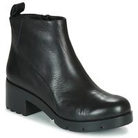 Παπούτσια Γυναίκα Μποτίνια Camper WND0 Black