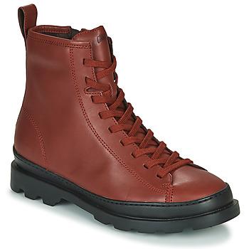 Παπούτσια Γυναίκα Μπότες Camper BRUTUS Brown