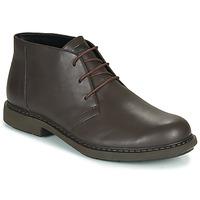 Παπούτσια Άνδρας Μπότες Camper MILX Brown