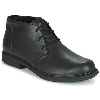 Παπούτσια Άνδρας Μπότες Camper MILX Black