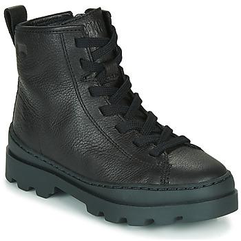 Παπούτσια Παιδί Μπότες Camper BRUTUS Black