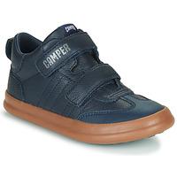 Παπούτσια Παιδί Χαμηλά Sneakers Camper POURSUIT Marine